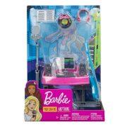 Barbie - Hangstúdió karrier kiegészítő szett