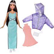 Barbie Fashionistas Sweet&Sporty sportos ázsiai baba (86)