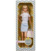 Barbie - Babaváró bulis Barbie baba