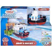Thomas és barátai TrackMaster Tengeri kaland pályaszett
