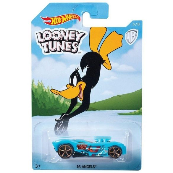 Hot Wheels Looney Tunes kisautók - 16 Angels 3/8