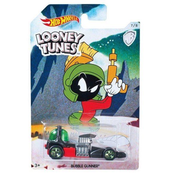 Hot Wheels Looney Tunes kisautók - Bubble Gunner 7/8