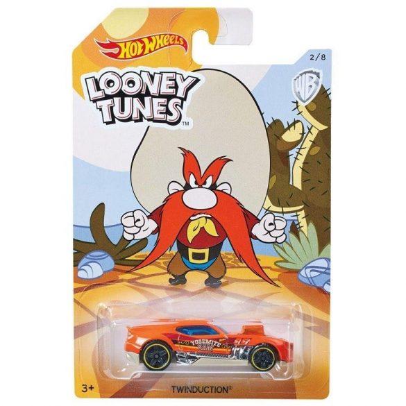 Hot Wheels Looney Tunes kisautók - Twinduction 2/8