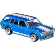 Hot Wheels HW50 Real Riders születésnapi kisautók - '71 DATSUN BLUEBIRD 510 WAGON 5/10