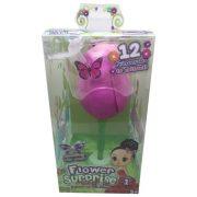 Flower Surprise: Meglepi virágbaba - Skylar - lila virág