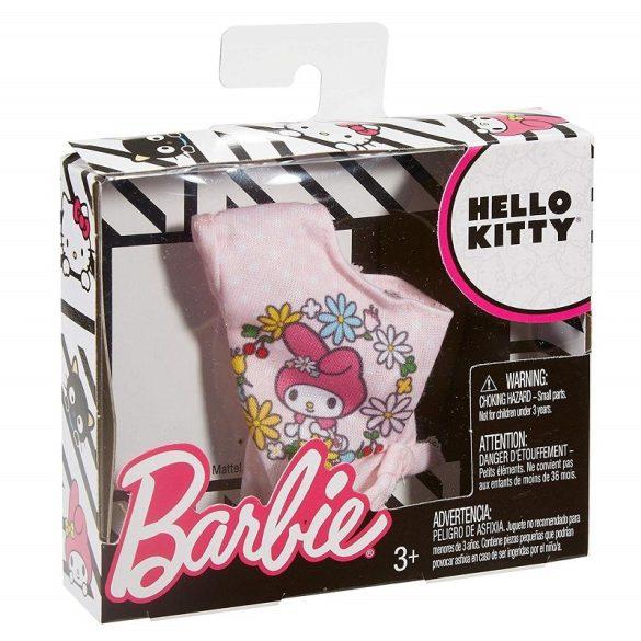 Barbie Hello Kitty kollekció - My Melody felső
