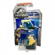 Matchbox Jurassic World kisautók - Deep Dive tengeralattjáró