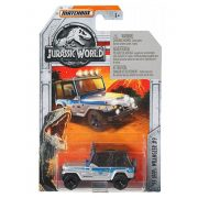 Matchbox Jurassic World kisautók - '93 Jeep Wrangler 9