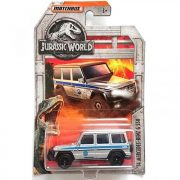 Matchbox Jurassic World kisautók - '14 Mercedes-Benz G 550