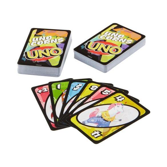 UNO-Kornis UNO kártya