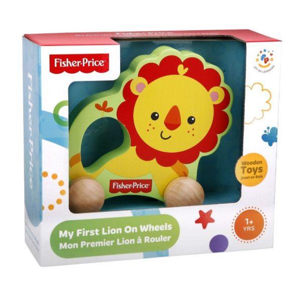 Fisher-Price Gurulós fa oroszlán