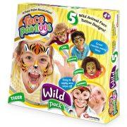 Face paintoos arcfestés tetoválás - Vadvilág csomag