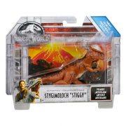 "Jurassic World Stygimoloch ""Stiggy"" dinoszaurusz figura"