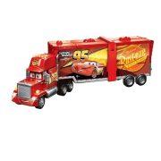 Verdák 2 az 1-ben Mega Mack kamion és versenypálya