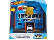 Hot Wheels City 50 - Rendőrség játékszett