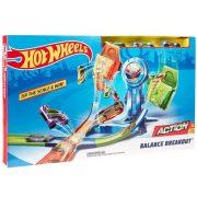 Hot Wheels - Balance Breakout Mérlegpálya játékszett