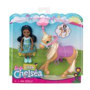 Barbie - Chelsea baba pónilóval