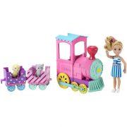 Barbie - Chelsea baba járművel