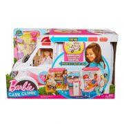 Barbie Mentőautó fénnyel és hanggal