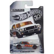 Hot Wheels 50. Születésnapi kisautó - '67 FORD MUSTANG COUPE 1/9