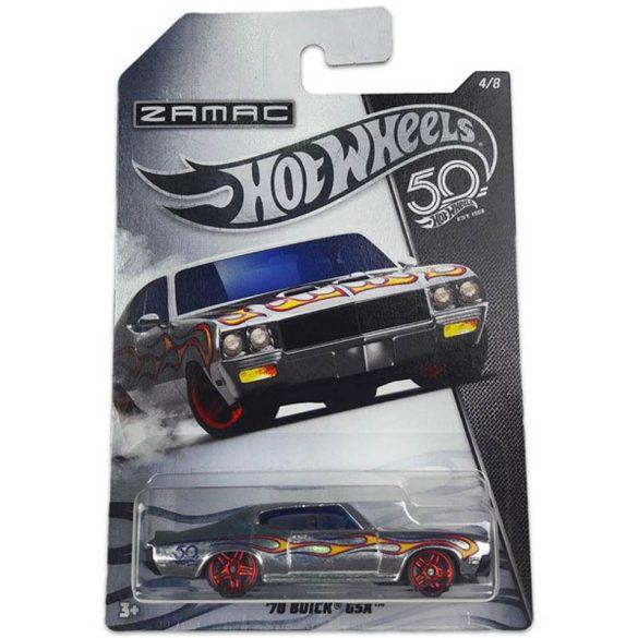 Hot Wheels 50. Születésnapi kisautó - '70 BUICK GSX 4/9