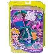 Polly Pocket Kényeztető Wellness közepes játékszett