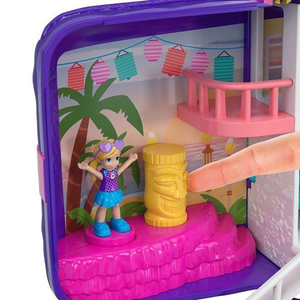Polly Pocket - Strand játékszett hátizsákban