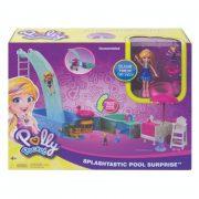 Polly Pocket - Átalakítható strand játékszett