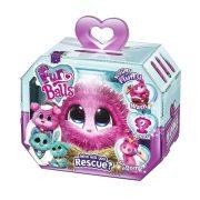 Fur Balls Pink fürdethető plüss figura