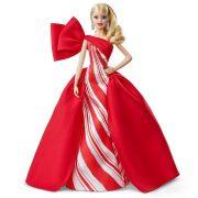 Barbie Holiday - Szőke hajú karácsonyi Barbie baba