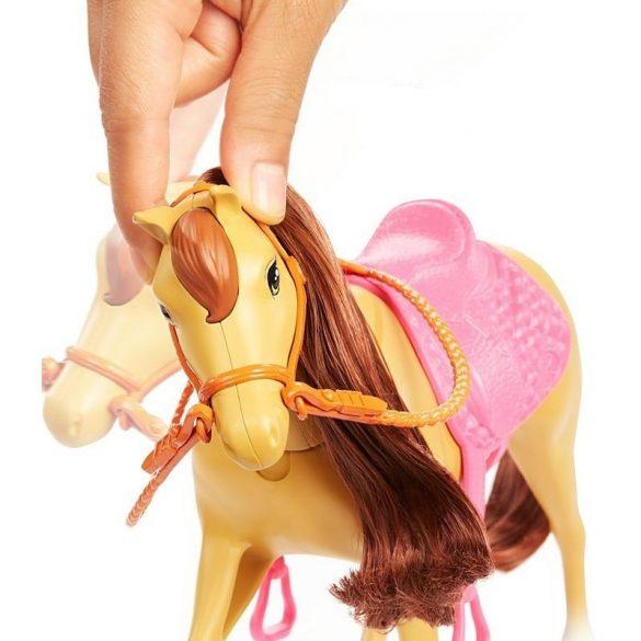 Barbie Lovarda játékszett