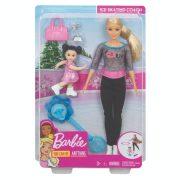 Barbie - Jégtánc edzőszett