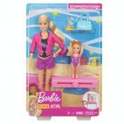 Barbie - Tornász edzőszett