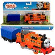 Thomas és barátai TrackMaster - Motorizált Nia mozdony
