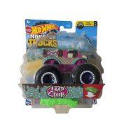 Hot Wheels Monster Trucks játékautó kilapítható gumiautóval - 1 Bad Scoop