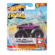 Hot Wheels Monster Trucks játékautó kilapítható gumiautóval - Pure Muscle