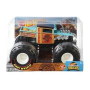 Hot Wheels Monster Trucks - Boneshaker autó