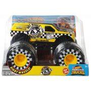 Hot Wheels Monster Trucks 1:24 játék autó - TAXI