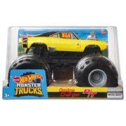 Hot Wheels Monster Trucks 1:24 autó - Dodge Charger