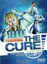 Pandemic - The Cure társasjáték
