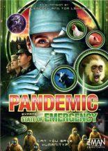 Pandemic - State of Emergency társasjáték kiegészítő