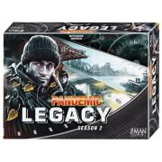 Pandemic: Legacy Season 2 (angol kiadás, 2. évad) fekete dobozban