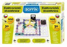 Boffin I 100 Tudományos elektromos építőkészlet (30 db-os)