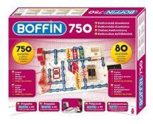 Boffin I 750 Tudományos elektromos építőkészlet (80 db-os)