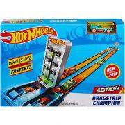 Hot Wheels - Dragstrip Champion gyorsulási bajnokság pályaszett