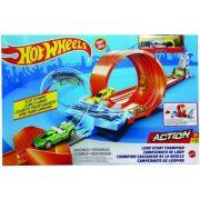 Hot Wheels Action - Loop Stunt Champion bajnokság pályaszett