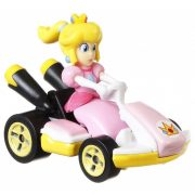 Hot Wheels Mario Kart Peach kisautó