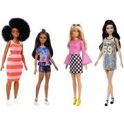 Barbie Fashionista babák - Stílusos barátnők 4 db-os készlet