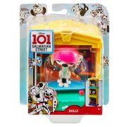 101 kiskutya Dalmata utca 101 - Dolly figura kutyaházzal