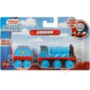 Thomas és barátai TrackMaster - Gordon fém mozdony rakománnyal